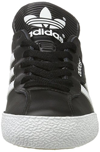 adidas Mens Samba Leather Trainers Black V4RLprQbrJ