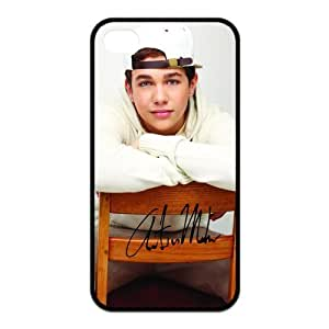 Popular Famous Singer Austin Mahone for iPhone 4,4S Case