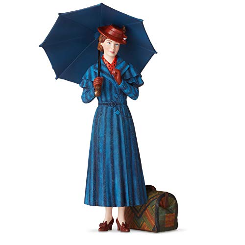 Enesco Disney Showcase Collection Mary Poppins Returns Figurine 9.85 Blue