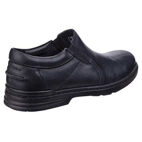 Hush Puppies Mens Milton Hanston Formal Slip On Shoes Brown NZn8QZg