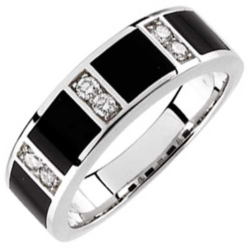 Mens Onyx Diamond Rings | Wedding, Promise, Diamond, Engagement ...