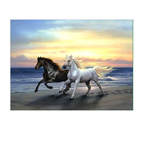 Creative VIASA 5D Embroidery Paintings Rhinestone Pasted DIY Diamond painting Cross Stitch For Wall - Worth Apex Fort
