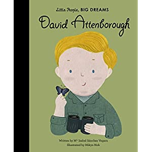David Attenborough (34) (Little People, BIG DREAMS)