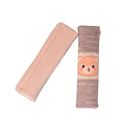 Frenshion Panda Pair Auto Housse de Ceinture de s/écurit/é Housse d/épaule de s/écurit/é Housse de Protection Douce de Voiture Housse de s/écurit/é Ceinture de s/écurit/é Housse de Voiture