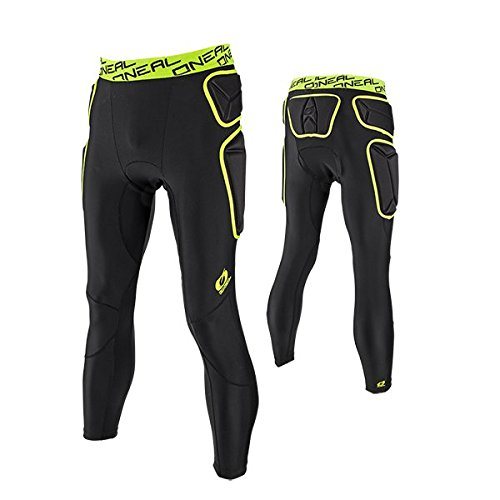 O'Neal Unisex-Adult's Trail Pro Pant (Lime/Black, Large) by O'Neal (Image #3)