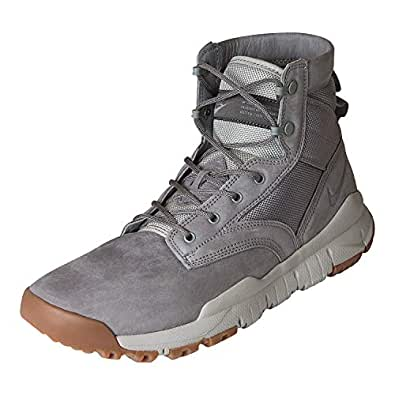 "Amazon.com | Nike Mens SFB Field 6"" ACG Leather Boots Dust"