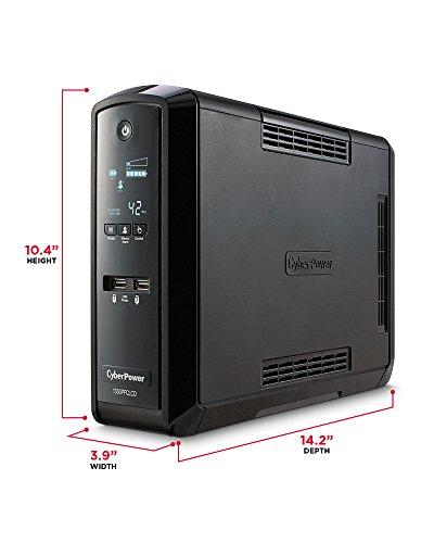 Build My PC, PC Builder, CyberPower CP1350PFCLCD
