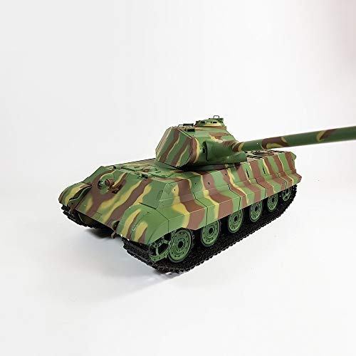 Tanktoyd 1:16 Scale German King Tiger 2 Turret Panzer for sale  Delivered anywhere in USA