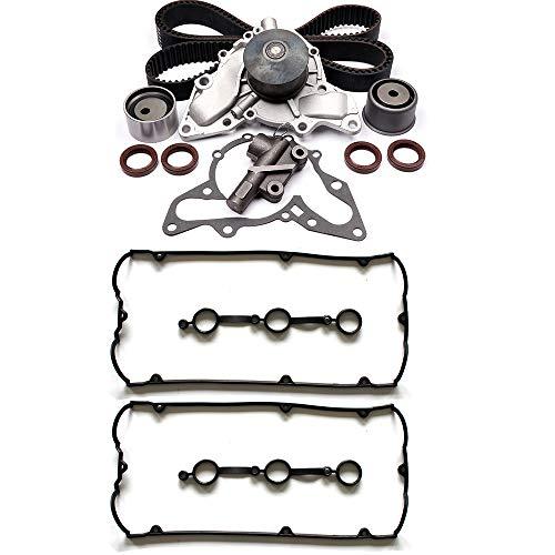 - SCITOO Timing Belt Water Pump Kit and Head Gasket Sets Fits 02-06 Hyundai XG350 Santa Fe Kia Sedona 3.5L