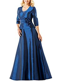 Wedding Party Evening Formal Dresses For Women With Sleeve shopwp0299
