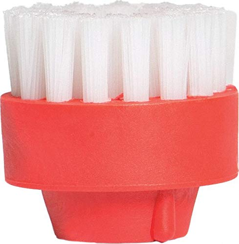 Red Nylon Brush, For Use With Mfr. No. GVC-18000, 6 PK