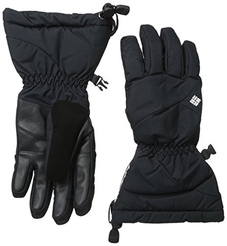 Columbia Sportswear Women's Tumalo Mountain Gloves, Black, Large