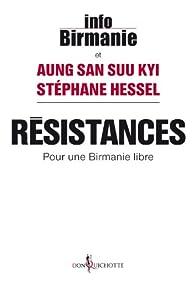 Résistances. Pour une Birmanie libre par Aung San Suu Kyi