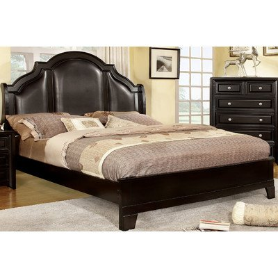 Summit Panel Bed Size: Queen