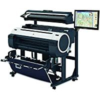 Canon imagePROGRAF iPF785 Inkjet Large Format Printer - 36' - Color - 2400 x 1200 dpi 8966B005