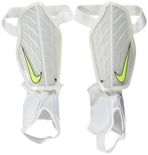 (Nike Attack Stadium Shin Guard [White])
