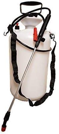 ASC 12l 12 Litre Pulverizador de presión - Knapsack, correa de hombro, bomba & Disparador ACCIÓN - para hierba Eliminador / Agua / pesticidas etc