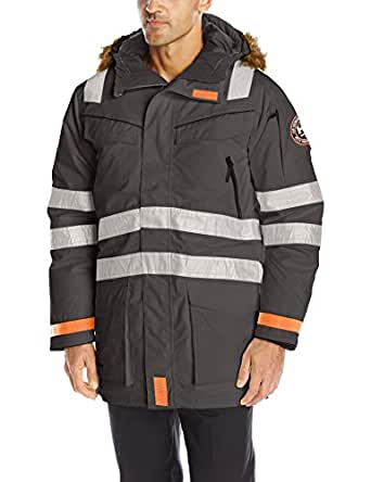 Helly Hansen Workwear Men's Boden Down Parka Winter Coat