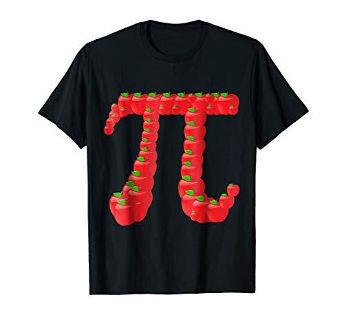 Funny Pi Apple Pie Halloween Shirt Thanksgiving