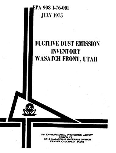 Fugitive Dust Emission Inventory Wasatch Front ()