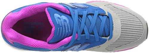 mujer gimnasia New Multicolor Multicolor de W530rtc Balance para Calzado wpOqOS4YP
