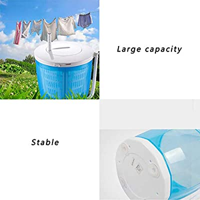 Lavadora Ecológica Portátil, Mini Lavadora Manual No Eléctrica ...