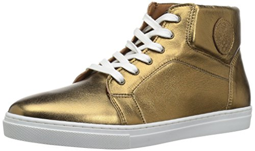 Pictures of Vince Camuto Boys' GRADIE2 Sneaker Gold 3 Gold 3 M US Little Kid 1