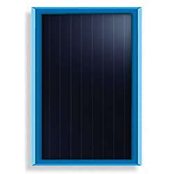 Brunton Solar Flat 5 Watt 12 Volt Amorphous Panel