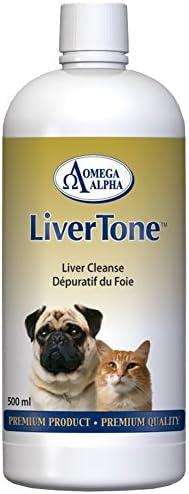 Omega Alpha LiverTone – 500ML