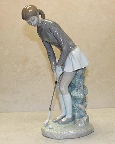 Lladro 4851, Lady Golfer