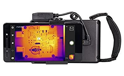 FOTRIC 225 Pro. Thermal Camera | 320x240 IR Resolution | Fully-Radiometric | Thermal Imaging Solution for Electronics Testing, R&D and Professionals