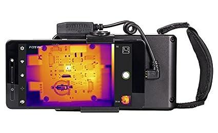 FOTRIC 226 Pro  Thermal Camera | 384x288 IR Resolution | 1TB Radiometric  Video | 28°X21° FOV & 91°X71° FOV |-4°F~1,202°F | Thermal Imaging Solution