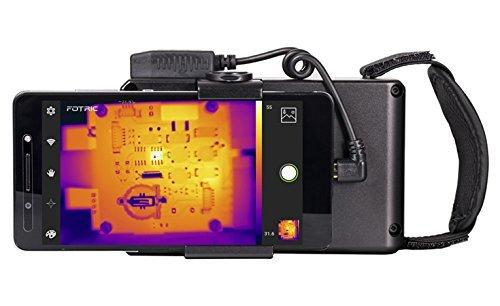 FOTRIC 228 Pro. Thermal Camera | 640x480 IR Resolution | Record