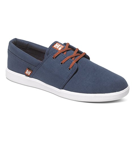Skateboard DC de Homme Haven Shoes Camel Navy Bleu Chaussures Herren Schuhe q6rwx6Y1O