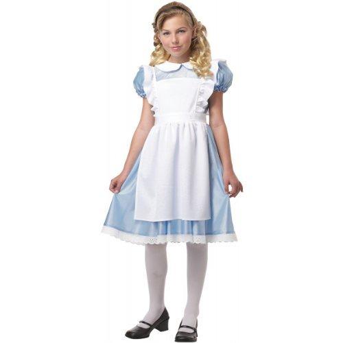 Alice in Wonderland Child Costume - X-Small]()
