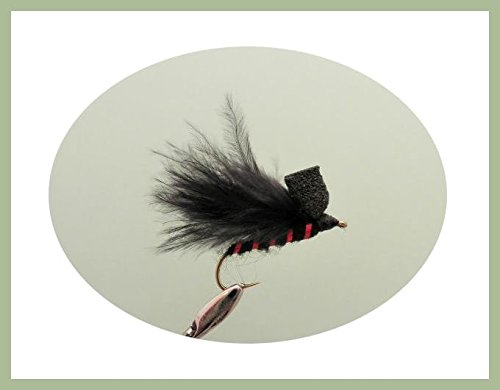 size 10 CORMORANT TROUT FLY