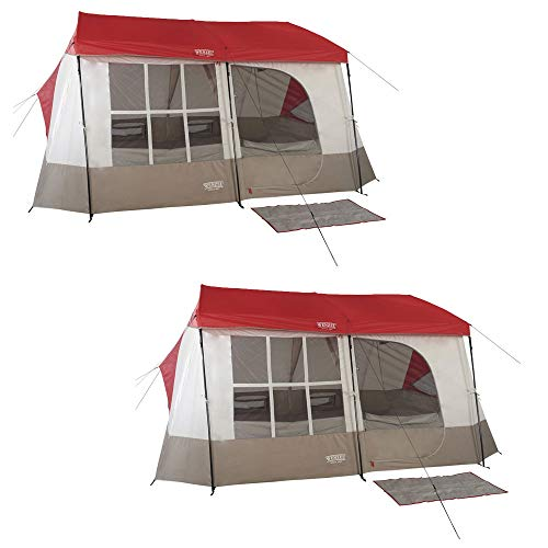 Wenzel Kodiak 12 x 14 9 Person Family Cabin Style Camping Te