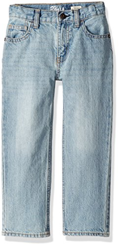 Faded Blue Jeans - 4