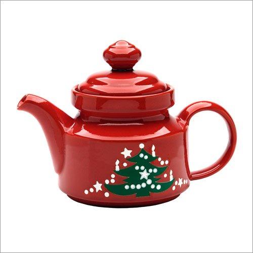 Waechtersbach Christmas Tree Tea Pot With Lid