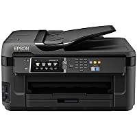 New Epson Workforce 7610 Bundled with Hotzone360 Dye Ink Ciss