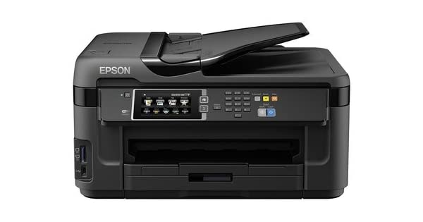Amazon.com: Nueva Epson WorkForce 7610 incluido con ...