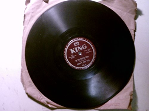 Brown Ferry Four - ON THE JERICHO ROAD / I'M NATURALIZED FOR HEAVEN BROWN'S FERRY FOUR rare 78 vinyl record album