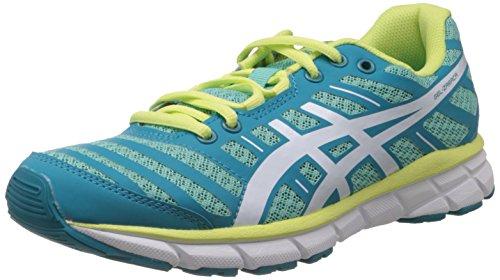 Asics GEL Zaraca 2 - Zapatillas de running para mujer Verde (mint 6501)