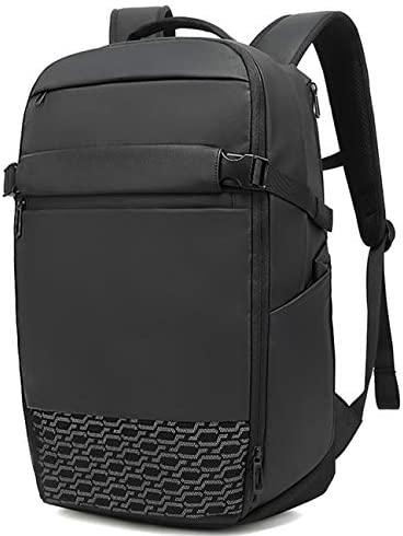 LHQ-Camera Bag Vintage Durable Men//Women Backpack Daypack Waterproof Zipper Canvas Camera Bag Student Outdoor Shopping Camera Bag Color : Gray