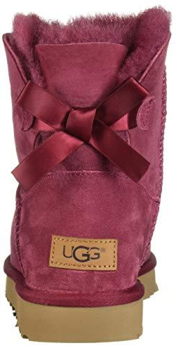 Ugg Nieve 1016501 Mujer Garnet De Botas x0UfwTrq0p