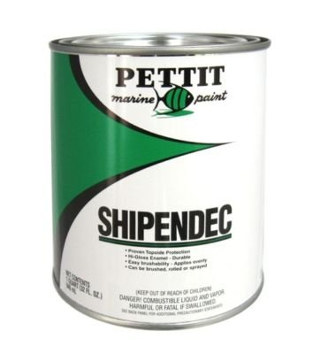 Pettit Paint Shipendec, Dull Dead Grass, Quart by Pettit Paint