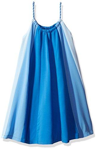 Calvin Klein Girls Ombre Panel Dress