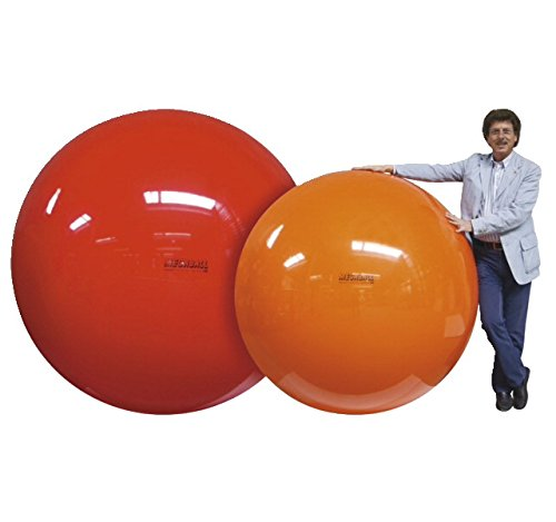 Gymnic Giant Exercise and Play Ball - 6 Feet - Blue by Gymnic
