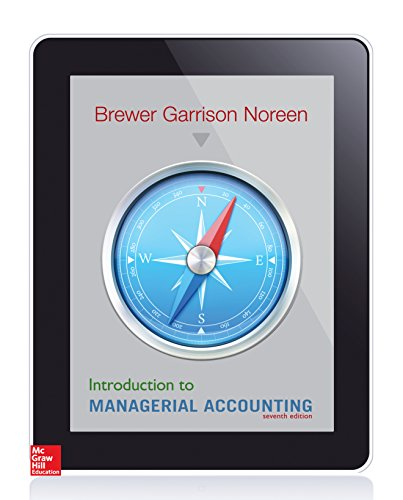 Amazon ebook online access for introduction to managerial ebook online access for introduction to managerial accounting by brewer peter fandeluxe Choice Image