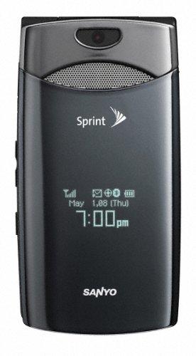 amazon com sanyo katana lx 3800 phone black sprint cell phones rh amazon com Sprint RAZR 2 Sprint Sanyo Flip Phone